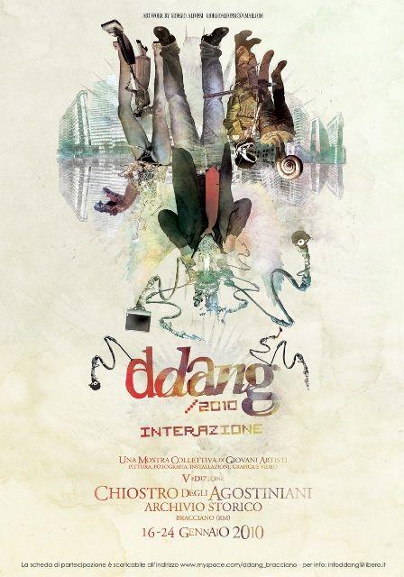 Locandina DDang Festival V Edizione - 16/24 Gennaio 2010