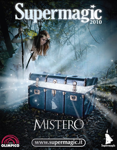 Supermagic - Il Mistero è qui