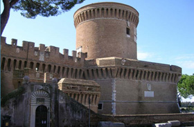 Castello Medievale di Ostia Antica Giulio II